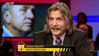 Voetbal International -Cruijff: