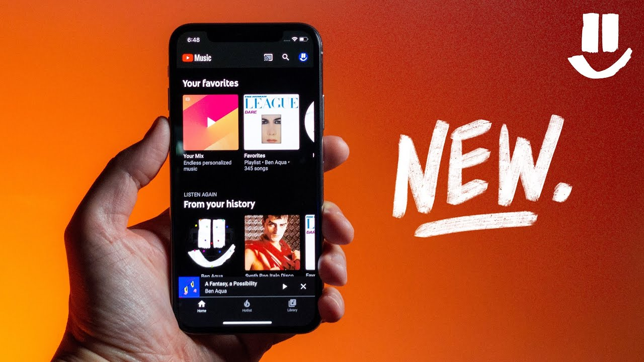 Youtube Music App New Ui Features Review Vs Spotify And Apple Music Youtube