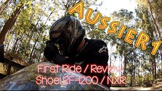Shoei NXR (RF-1200) Helmet - First ride review.