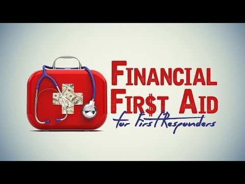 Financial First Aid for First Responders (Part 1) Cop Church Chattanooga 06-16-15