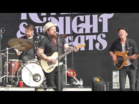 Nathaniel Rateliff & The Night Sweats - Trying So Hard (Live BST Hyde Park - London July 2017)