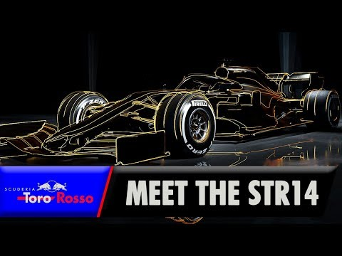 F1 2019: Launch of the STR14!