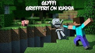 Glyffi - Griefferit on kusisia    (Timantit on ikuisia Minecraft parodia)