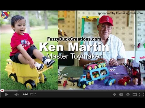 Shop Wood Toys by Ken Martin Toymaker