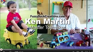 Shop Wood Toys By Ken Martin Toymaker