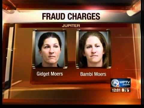 2 women arrested on fraud charges