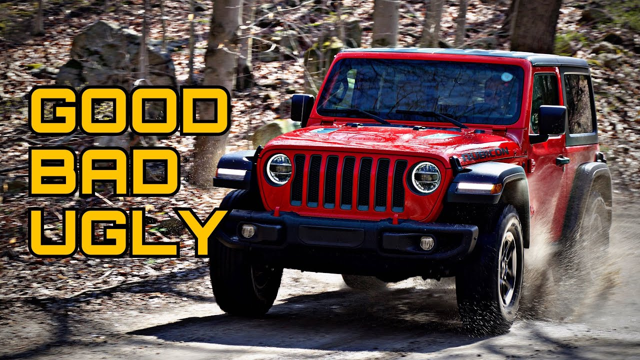 2018 Jeep Wrangler JL Review: The Good, The Bad, U0026 The Ugly