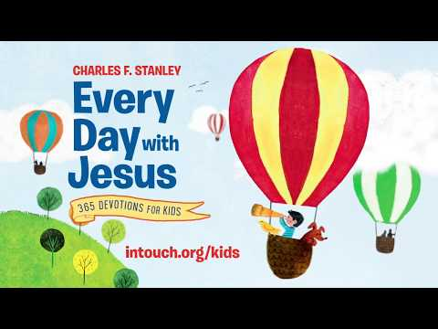 Every Day with Jesus - New Children's Devotional from Dr. Charles Stanley