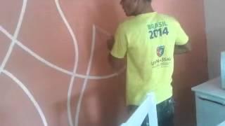 Pinturas decorativas.Tiago pintura.com