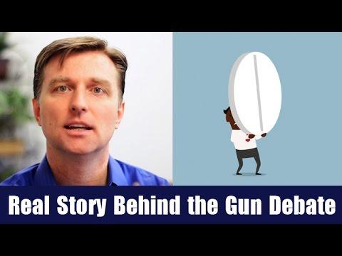 The Real Agenda Behind the Gun Debate