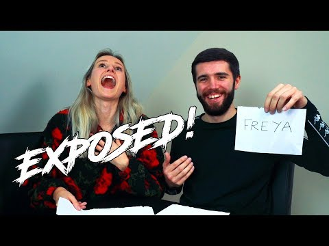 EXPOSING OUR RELATIONSHIP! | With Josh