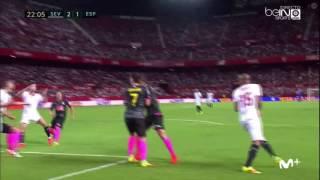 Sevilla - Espanyol. La Liga-2016/17 (6-4)