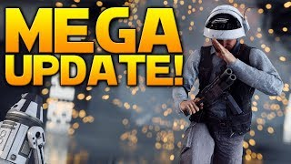 MEGA UPDATE: Next Patch, Conquest, Maps Coming Back, More Heroes & A lot More - Battlefront 2