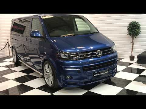 """2015 (15) Volkswagen Transporter T5 Shuttle 185BHP 8 Seater """"R"""" Edition (Sorry Now Sold)"""