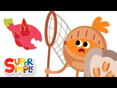 The Bumble Nums Make Flying Dragon Fruit Cake | Cartoons For Kids