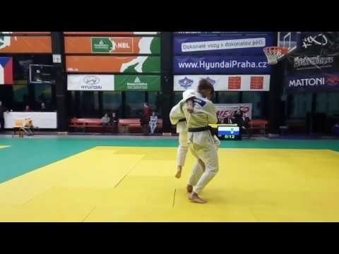 Dragon & Tiger Fight Club Shanghai  Judo Prague Cup 2017 part 2