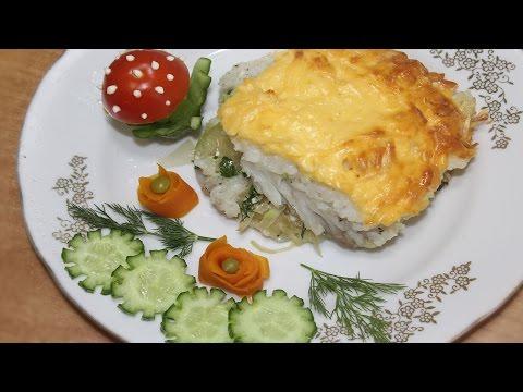 Как приготовить рыбу с сыром, рецепты запеченной с сыром рыбы