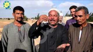بالفيديو: مواطن بقرية