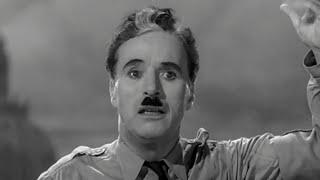 """Вдохновляющая речь Чарли Чаплина из фильма """"Великий Диктатор"""". Очень Актуально сегодня!"""