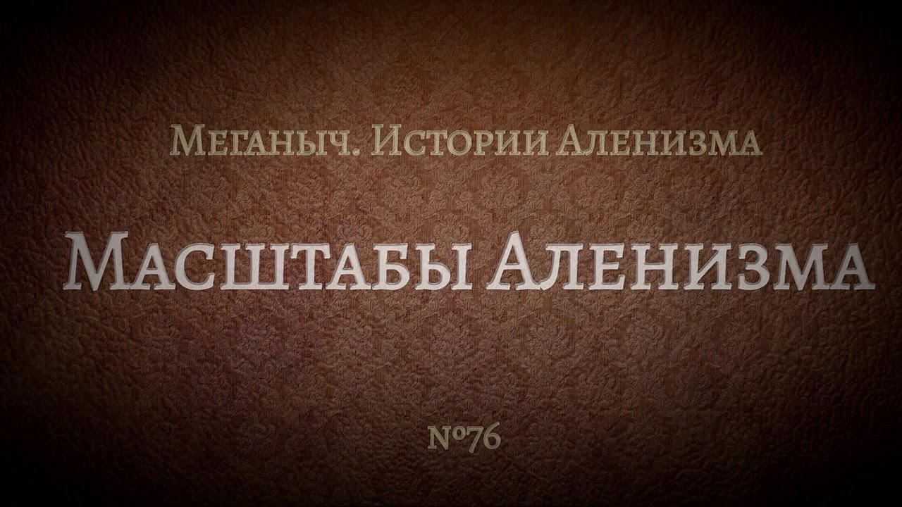 Масштабы Аленизма. Опыт жизни с РСП | Библиотека Меганыча. Аудиокнига для мужчин