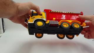ThinkGizmos - Friction Powered Toy Dump Truck