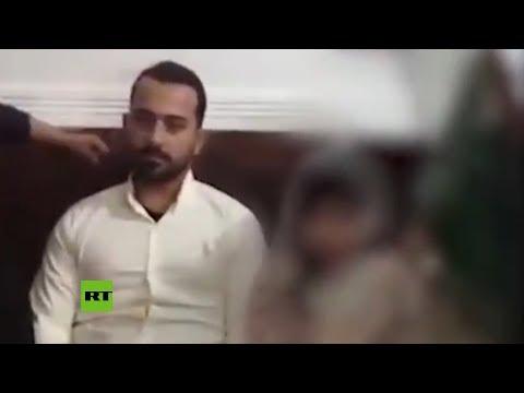 Anulan el matrimonio iraní entre un hombre de 28 años y una niña de 9