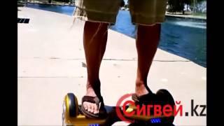 видео Гироскутер Алматы