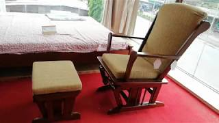 Wooden Rocking chair and lobby table price Ideas Hatil furniture