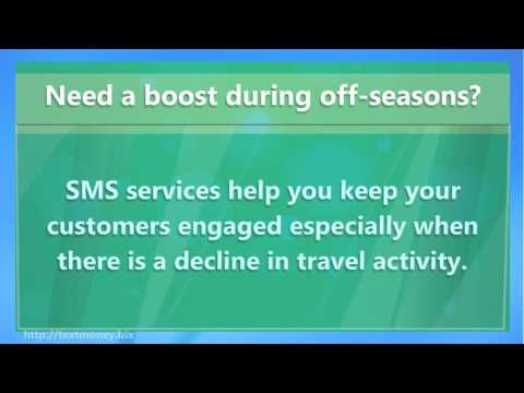 How Tour & Travel Companies Can Benefit From SMS Marketing
