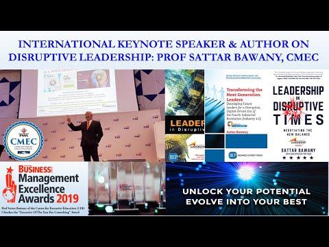 Prof Sattar Bawany's Key Note Presentation - Part 1 - Opening ...