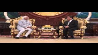 Laos, India sign deals, vow to cement relations
