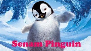 Senam Joged Pinguin Versi Pinguin Lucu Senam Sehat Gembira Bersama