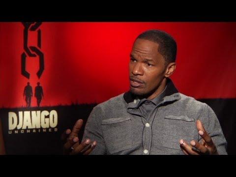 "Jaime Foxx invites criticism of ""Django Unchainched"""