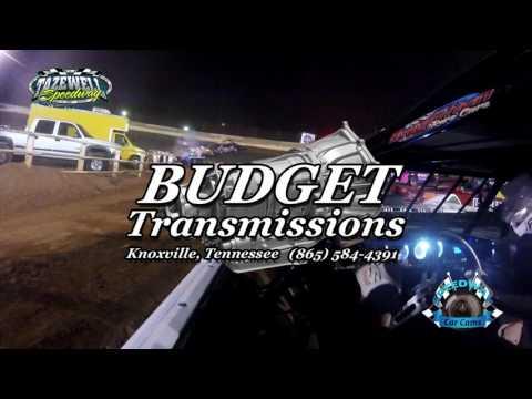 #11 Cody Smith - Sportsman - 7-2-17 Tazewell Speedway - In-Car Camera