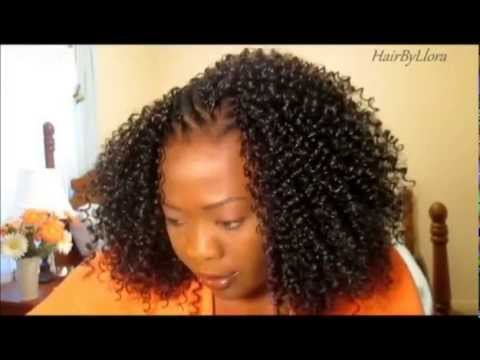 Crochet braids with free tress deep twist in Miami, fl ...