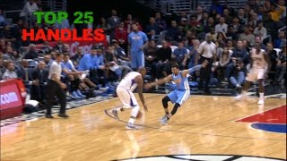 Top 25 BEST Crossovers and Handles of the Week | 12.18.16 - 12.23.16