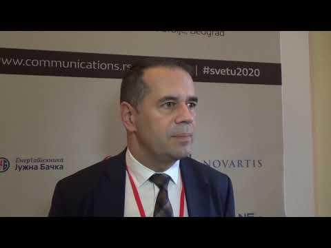 "Konferencija The Economist ""Svet U 2020"" - Izjava Dragan Filipović"