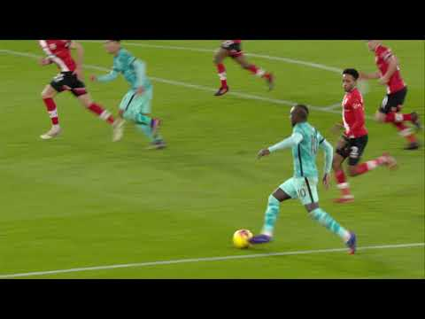 Southampton Liverpool Goals And Highlights