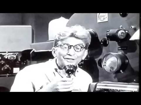 Sterling Holloway and Mr. Kelso on Superman