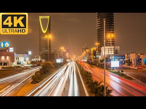 Riyadh Capital of Saudi Arabia 4K Quality