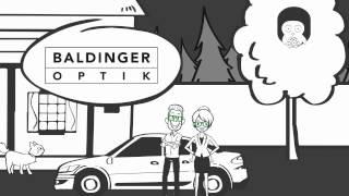 Relaxbrille mit Zeiss drivesafe von Baldinger Optik Video