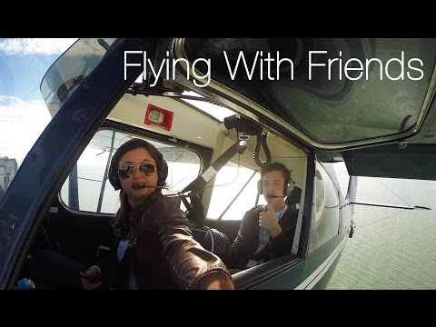 Flying With Friends - The Most Fun You'll Have As A Pilot