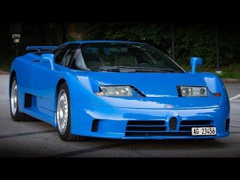 Bugatti EB 110 GT | A Kids Dream