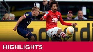 Highlights AZ - PSV   Eredivisie