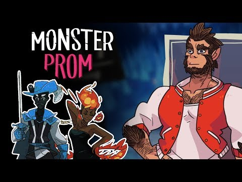 Monster Prom - Pickles and Blackmail