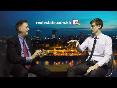 Phnom Penh Serviced Offices, With Anthony Galliano on Realestate.com.khTV