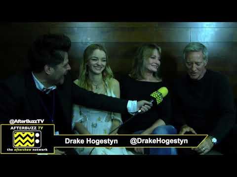 Mark J Freeman talks wOlivia Keegan, Deidre Hall, & Drake Hogestyn at