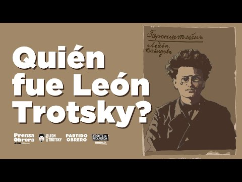 ¿Quién fue León Trotsky? // A 80 años del asesinato de uno de los líderes de la Revolución Rusa