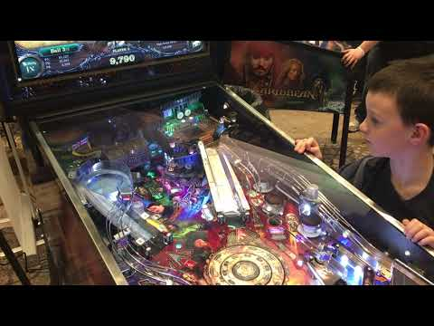 Let's Play - Pirates of the Caribbean by Jersey Jack Pinball
