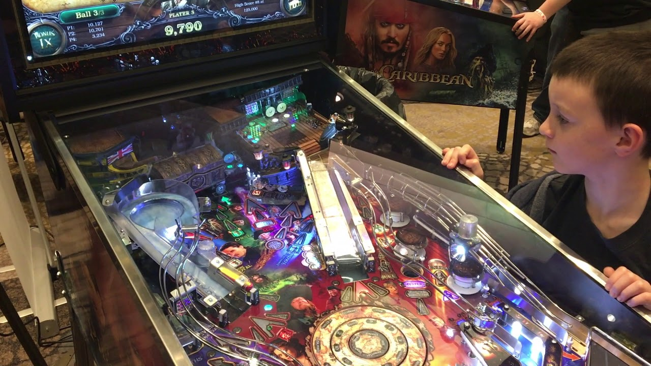 Let's Play Pirates of the Caribbean by Jersey Jack Pinball